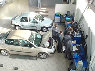 Автосервис «Рено» (Нижний Новгород)