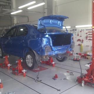 автосервис «Renault»