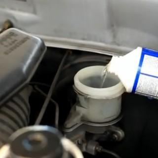Стоимость замены тормозной жидкости