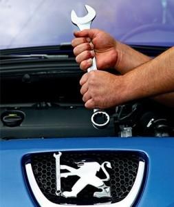 Автосервис французских автомобилей